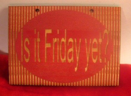 is it friday